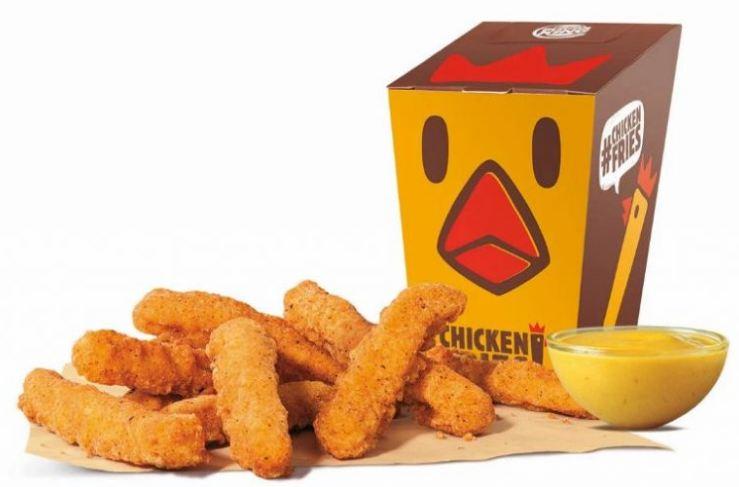 Burger King Survey UK