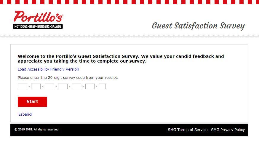 Portillo's Survey