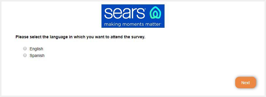 Sears Feedback
