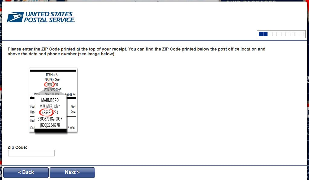 usps survey