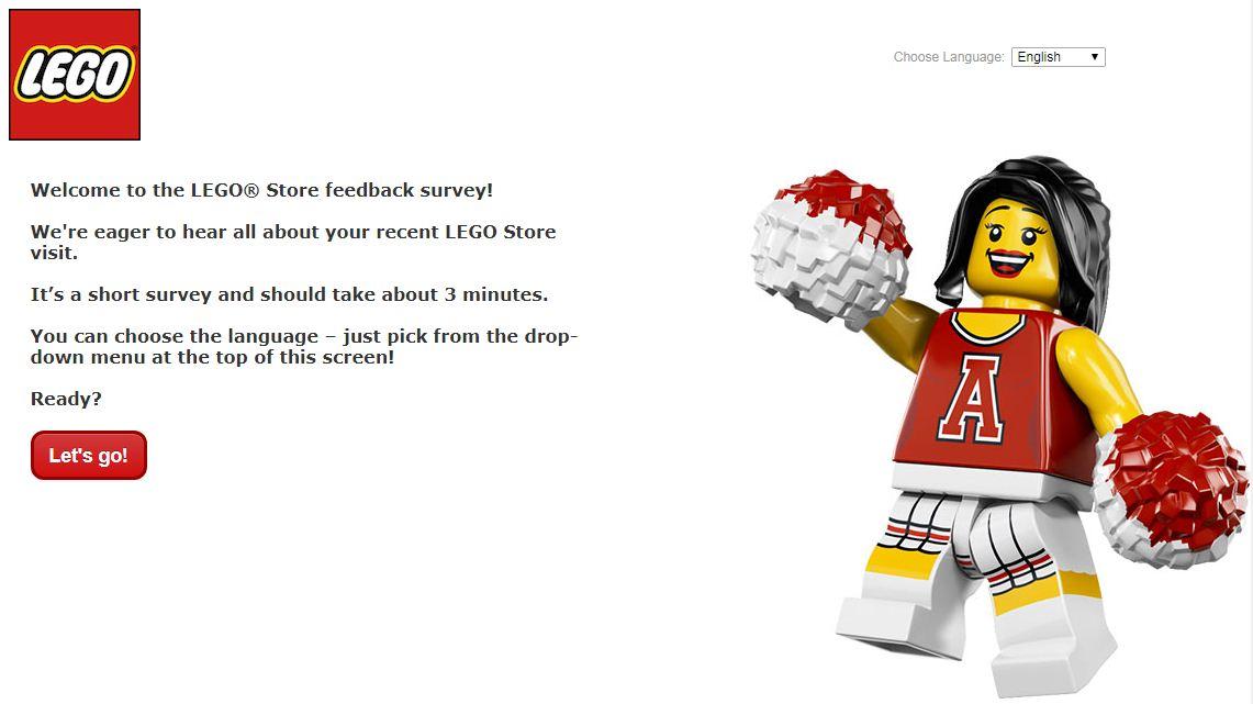 Lego Survey