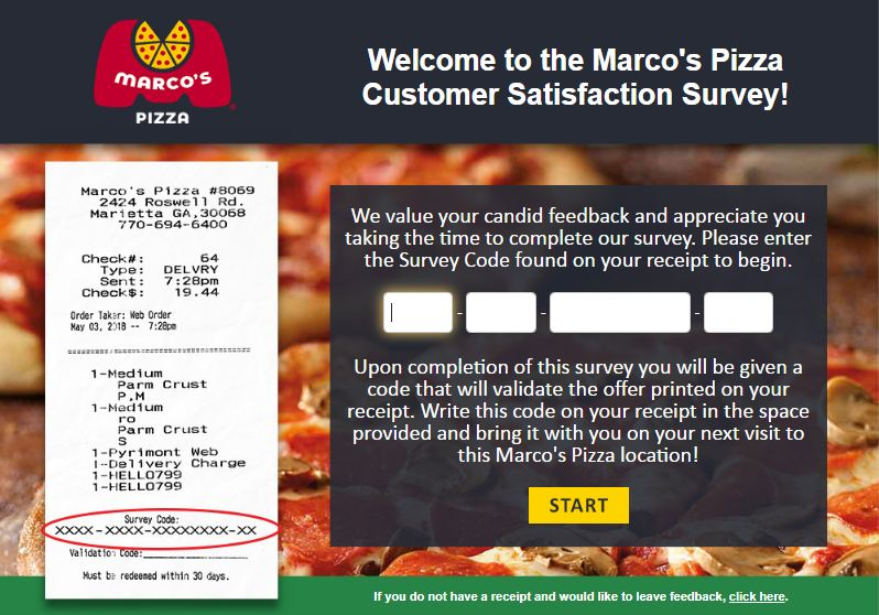 Tell Marco's