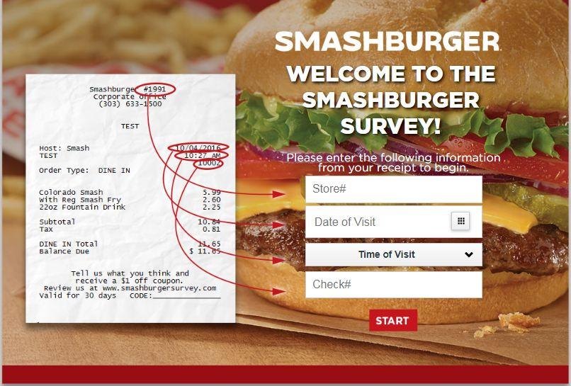 Smashburger Feedback