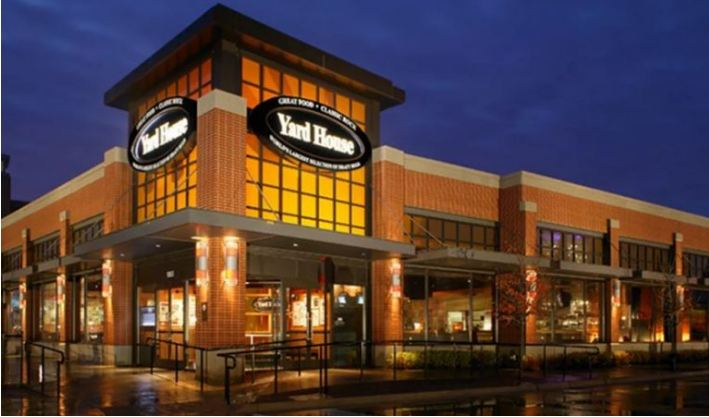 Yard House Survey