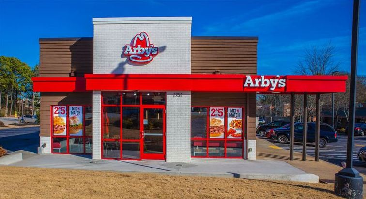 Arby's We Make It Right