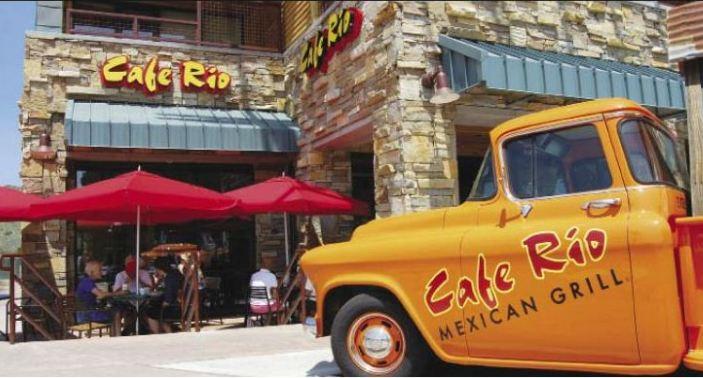 Cafe Rio Survey
