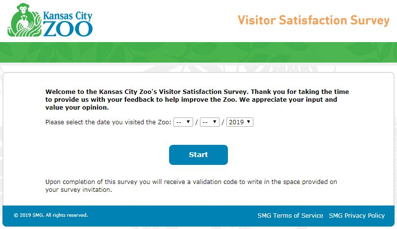 Kansas City Zoo Survey