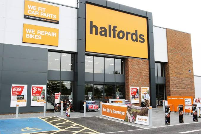 halfords customer service survey