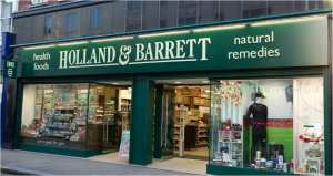 holland & barrett customer Satisfaction survey