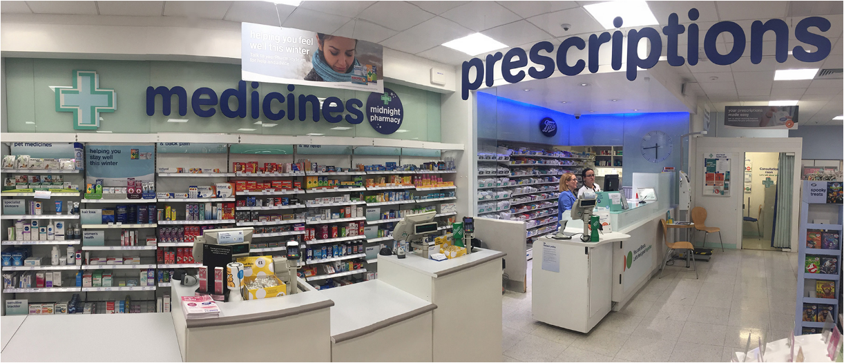 Boots Pharmacy Customer Satisfaction Survey