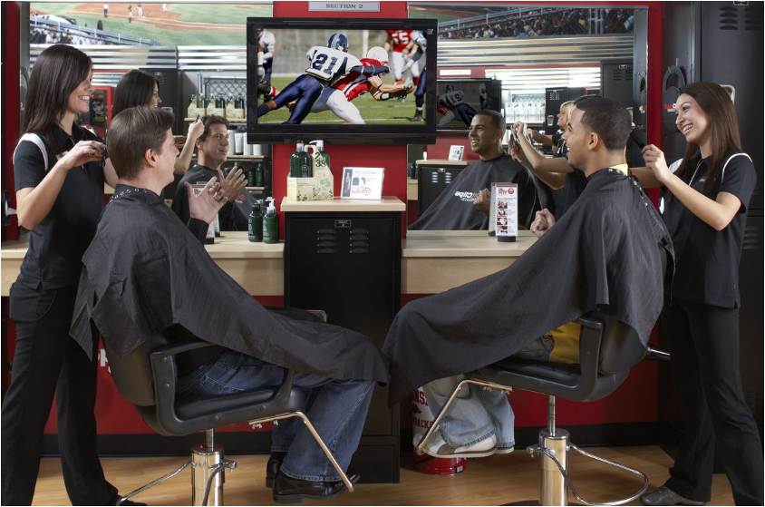 Sport Clips Haircut Client Survey