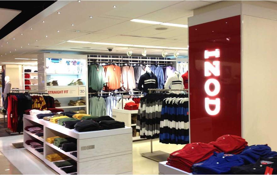 IZOD Customer Experience Survey