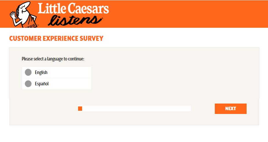 Little Caesars Listens Customer Feedback Survey
