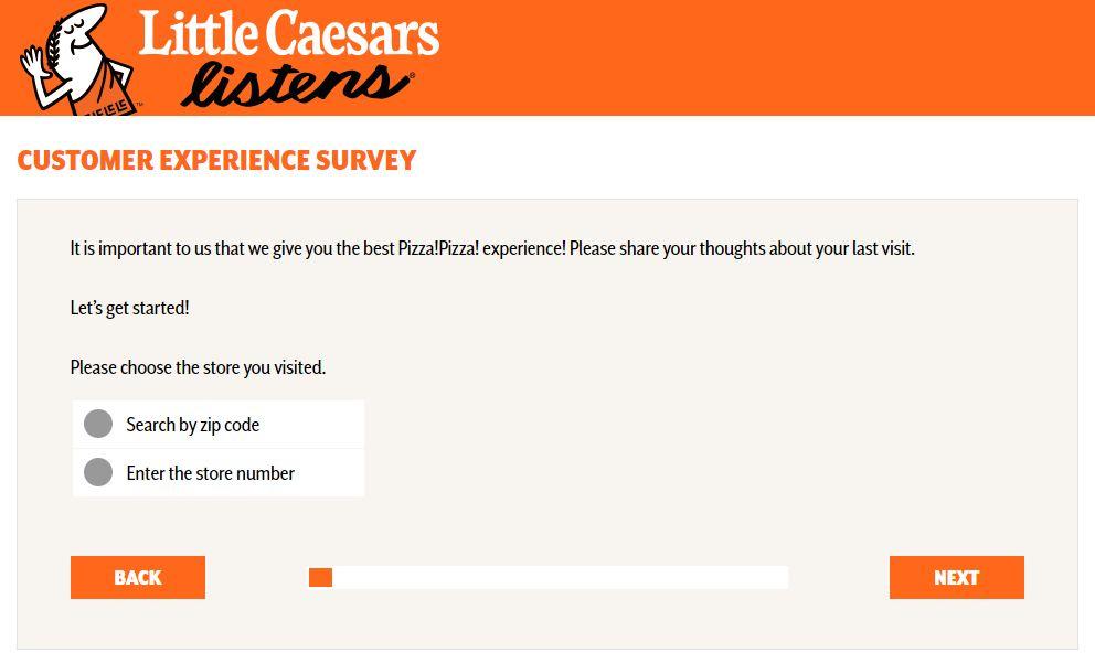 Little Caesars Listens