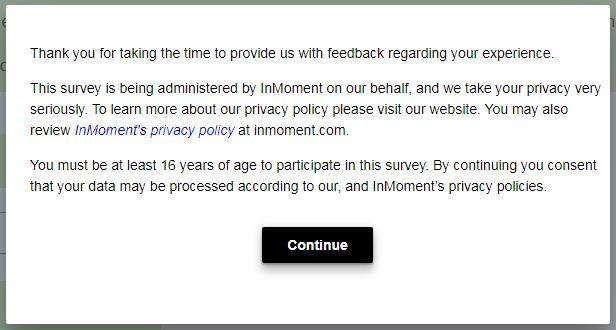 Marks & Spencer Survey